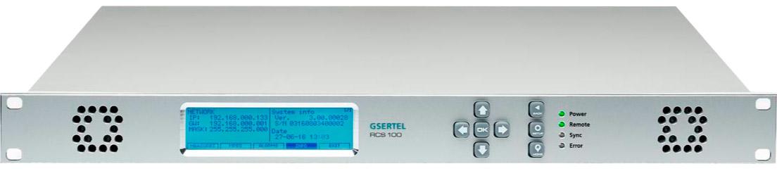 Monitorización remota y en tiempo real de señal de televisión digital.
